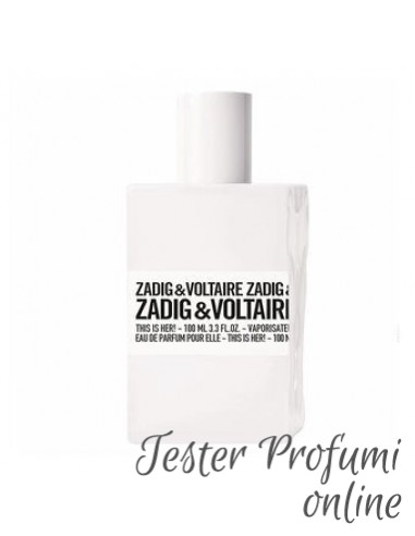 Zadig & Voltaire This is Her EDP...