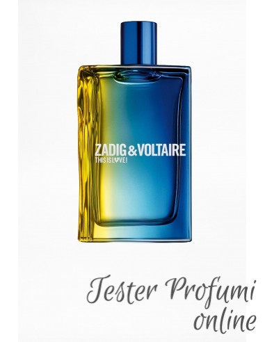 Zadig & Voltaire This is Love for Him...